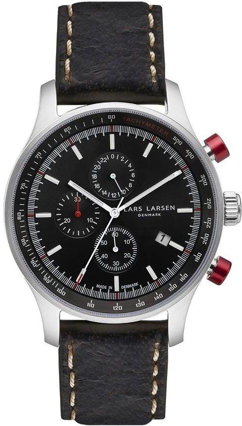 Zegarek Lars Larsen 133SBDBL 100% ORYGINAŁ WYSYŁKA 0zł (DPD INPOST) GWARANCJA POLECANY ZAKUP W TYM SKLEPIE
