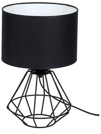 INDUSTRIALNA Lampa stojąca COLIN BLACK 1xE27 MLP4792