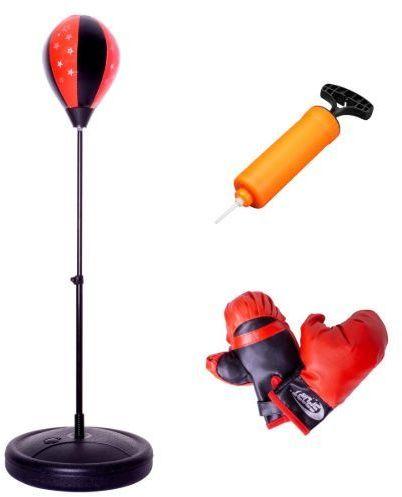 Worek treningowy z rękawiczkami - 75 - 105 cm