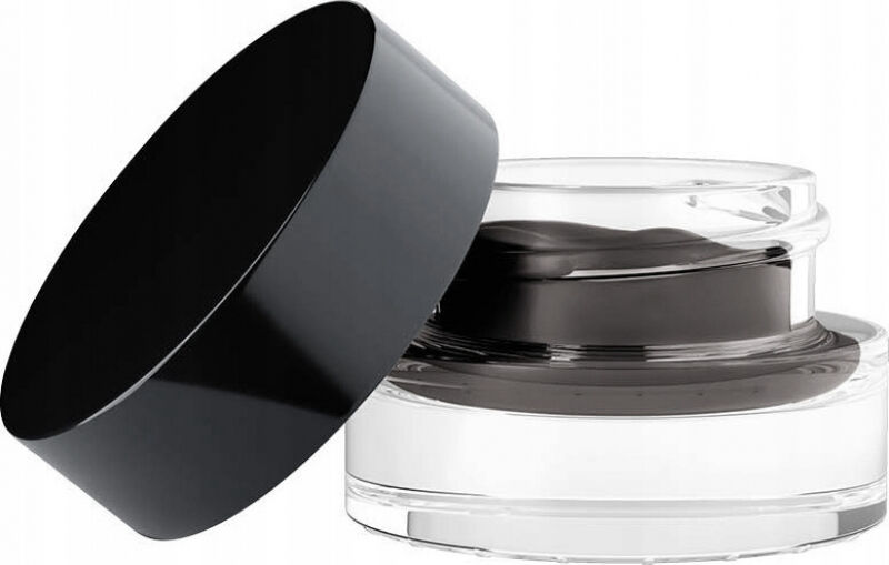 GOSH - 3in1 HYBRID EYES - Kremowy cień, eyeliner i pomada w jednym - 006 BLACK