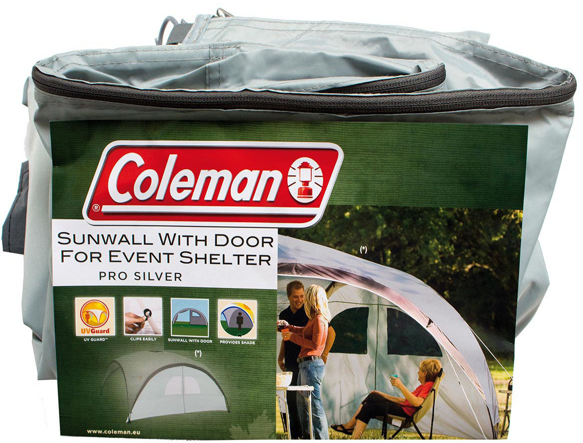 Drzwi Coleman Sunwall Door do wiaty namiotowej Event Shelter Pro L Silver (2000016835) ST
