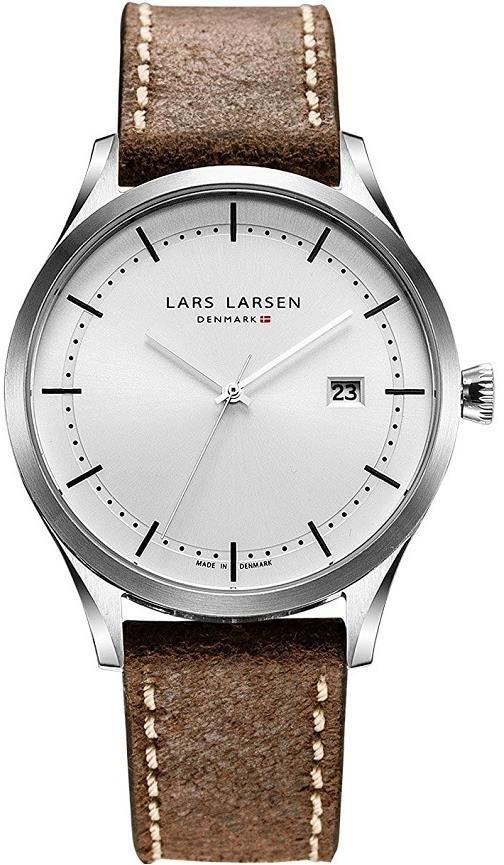 Zegarek Lars Larsen 119SSLBL GWARANCJA 100% ORYGINAŁ WYSYŁKA 0zł (DPD INPOST) BEZPIECZNE ZAKUPY POLECANY SKLEP
