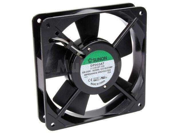 Wentylator AC osiowy 230VAC 120x120x25mm 79( 7%)m3/h 37dBA