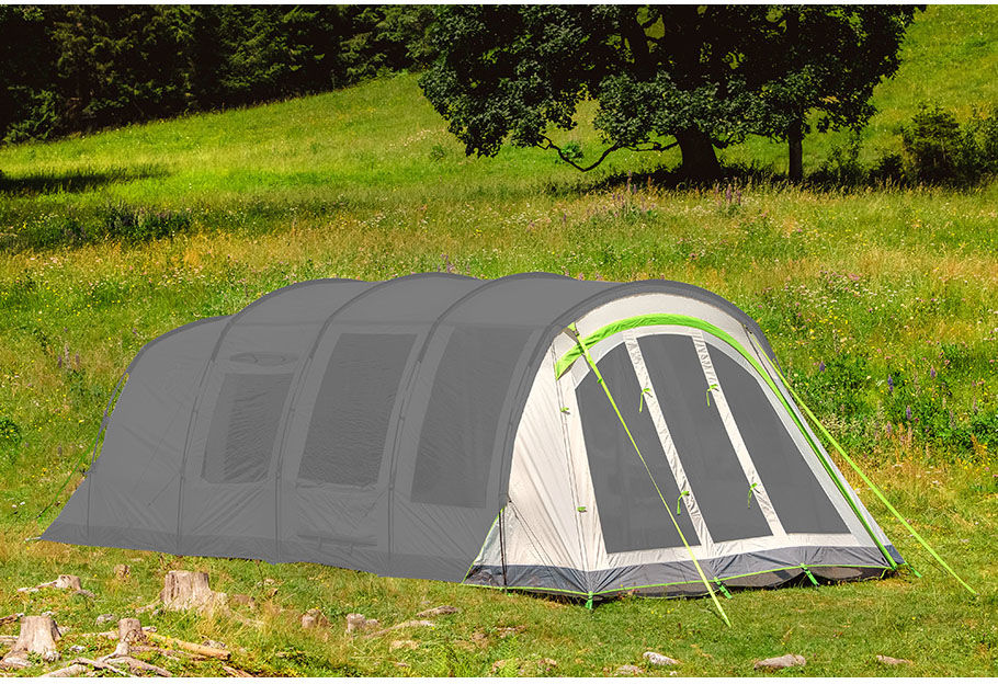 Przedsionek Coleman do namiotów Meadowood 4 i Castle Pines 4 (2000037078) ST