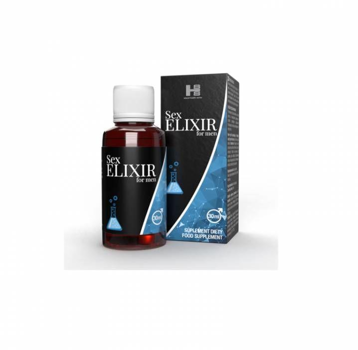 Sex Elixir for Men 30ml - Najsilniejszy Afrodyzjak! 100% DYSKRECJI BEZPIECZNE ZAKUPY