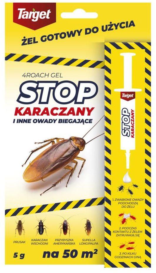 Środek owadobójczy na karaczany i inne 5 g TARGET