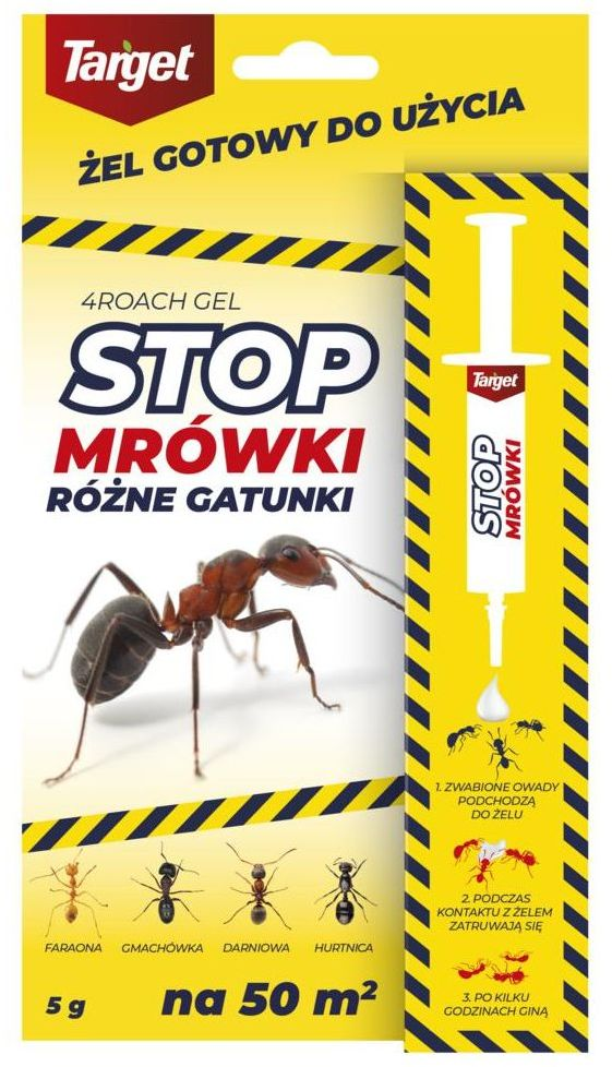 Środek owadobójczy na mrówki 5 g TARGET