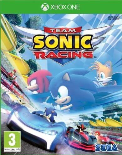 Team Sonic Racing Xone Używana
