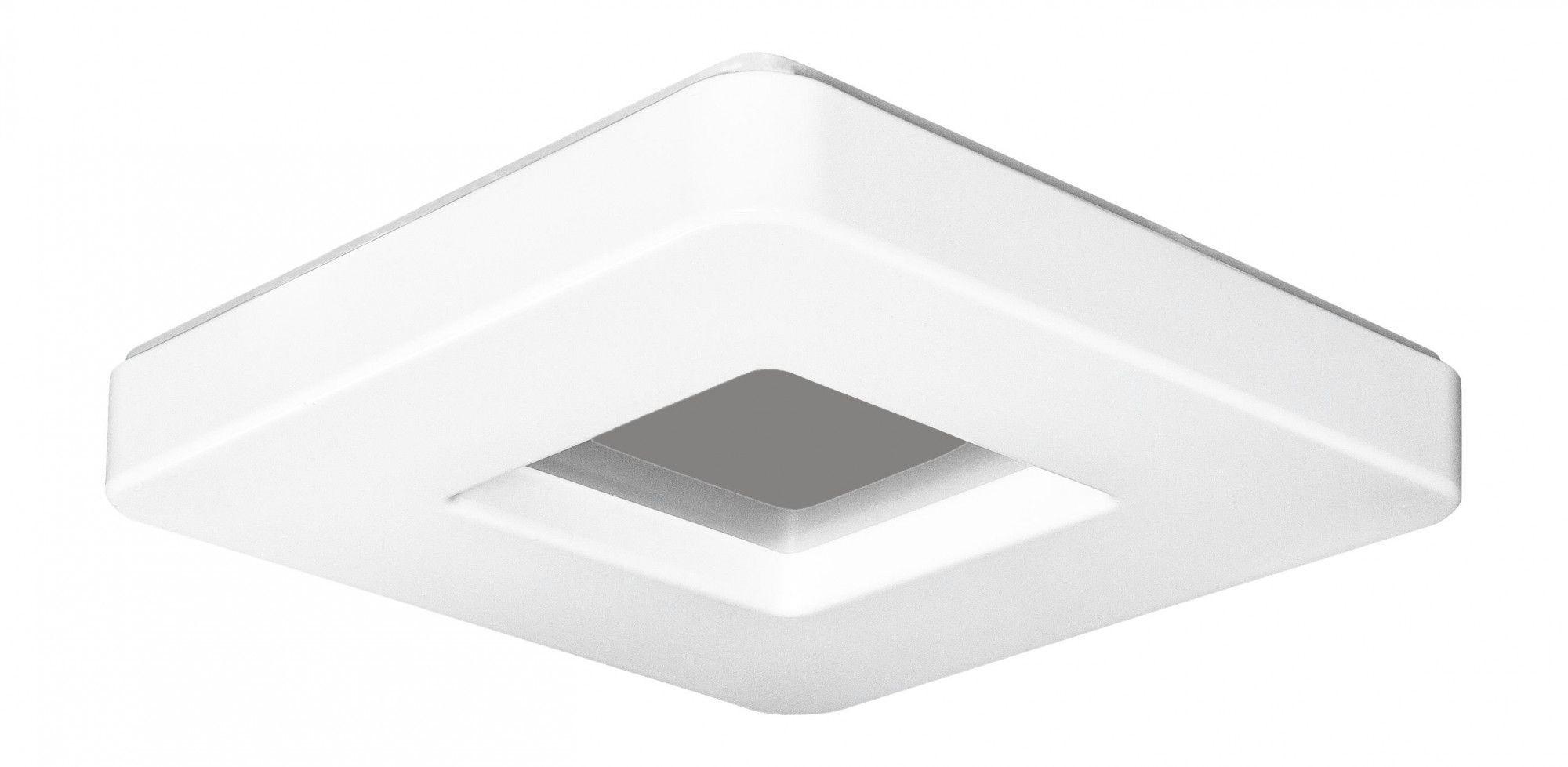 Nowoczesny plafon LED E110-Albo XL