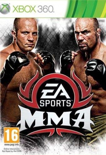 EA Sports MMA X360