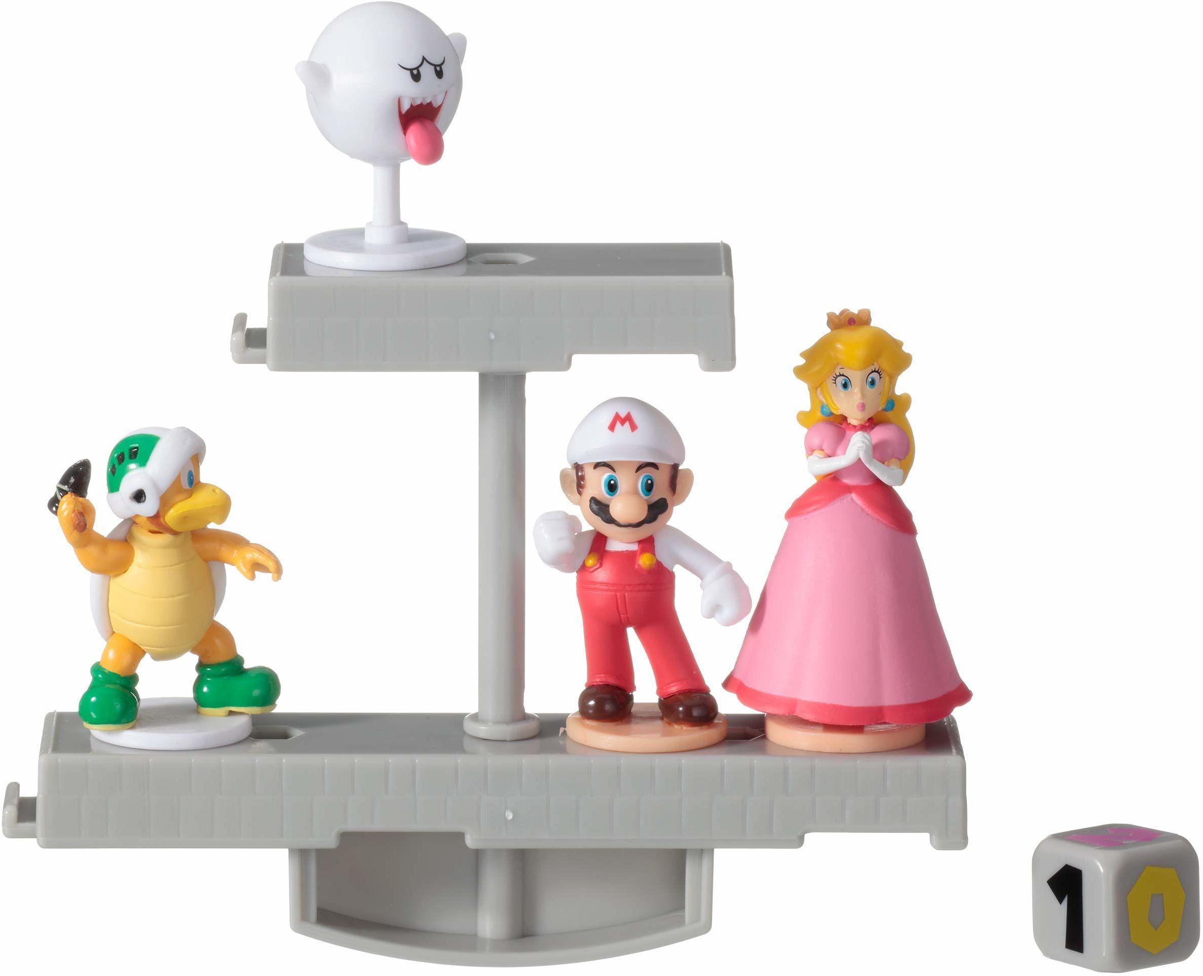 EPOCH Games Super Mario Balancing Game Castle Scena 7360