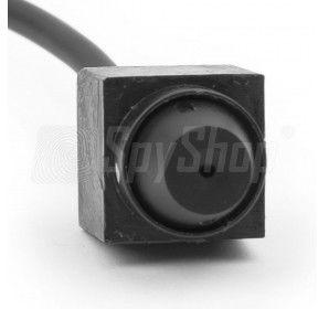 Minikamera CCD na przewodzie ME-1771E-3C z funkcją OSD