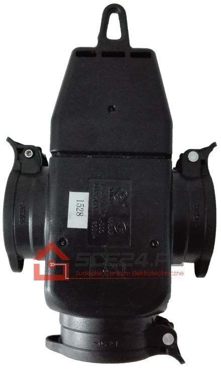 Rozgałęźnik potrójny elastomer 230V 16A