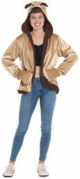 Folat 64521 kurtka dla psa, kurtka dla dorosłych, M-L, unisex, wielokolorowa