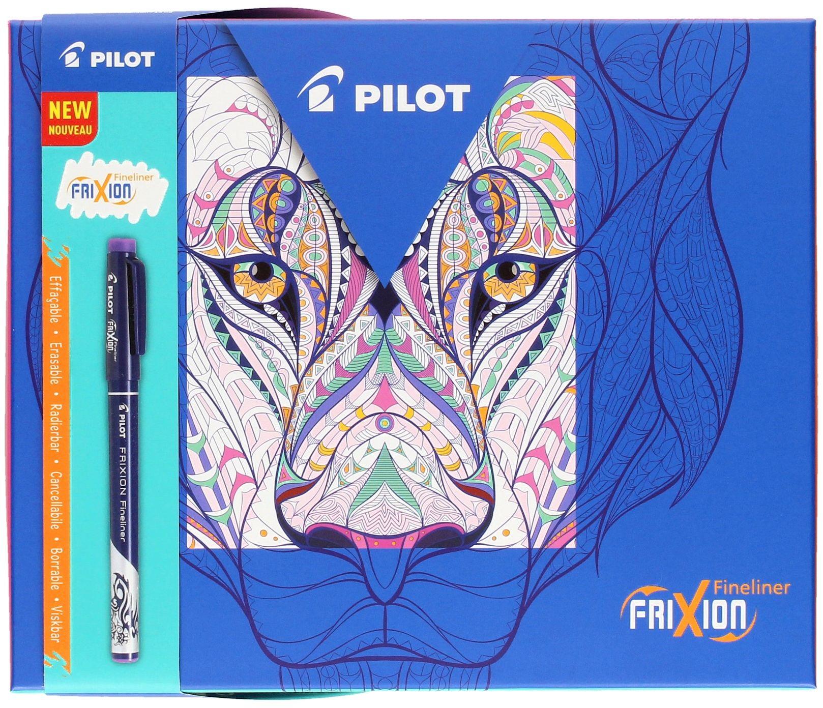 Cienkopisy 0.4mm gift box 5 kol Fineliner Frixion Pilot