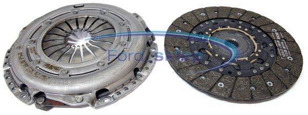 komplet sprzęgła Ford - 1.8 TDCI (6-b.) - regenerowane / 1692281