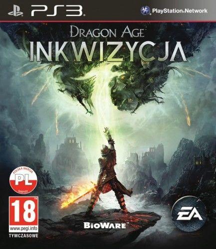 Dragon Age Inkwizycja PS 3