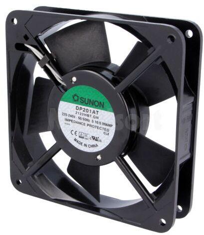 Wentylator AC osiowy 230VAC 120x120x25mm 112( 7%)m3/h 44dBA