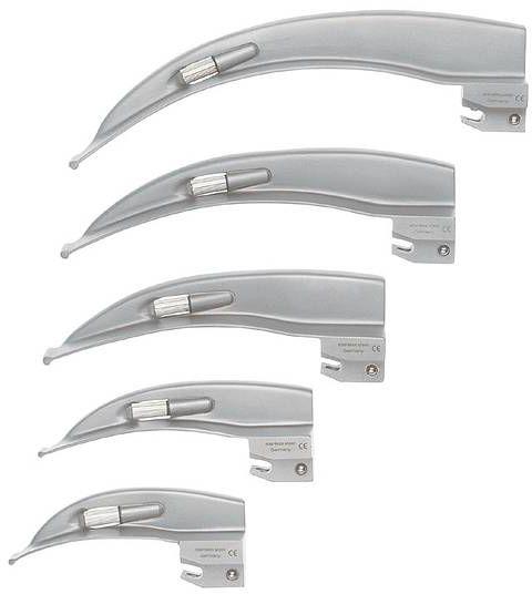 Łyżki do intubacji Macintosh-a