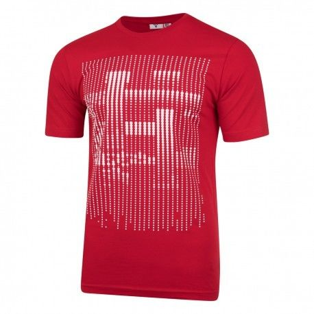 Extreme Hobby koszulka Dotted czerwona