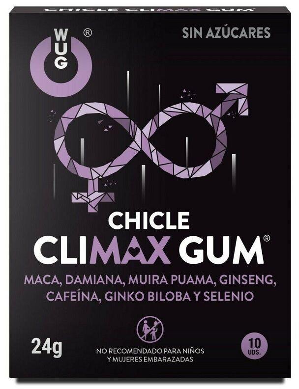 Wug Gum Climax 10 pack