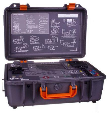 Miernik bezpieczeństwa sprzętu elektrycznego PAT-806 WMPLPAT806