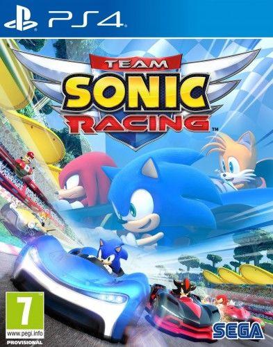 Team Sonic Racing PS 4