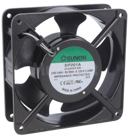 Wentylator AC osiowy 230VAC 120x120x38mm 144( 10%)m3/h 43dBA