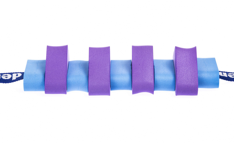 Pas pływacki dla dzieci 850 niebieski/fioletowy
