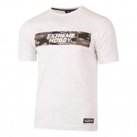 Extreme Hobby koszulka Urban biała