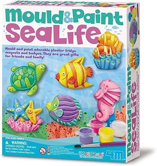 "4M Forma i farba""Sealife"" (wielokolorowa)"