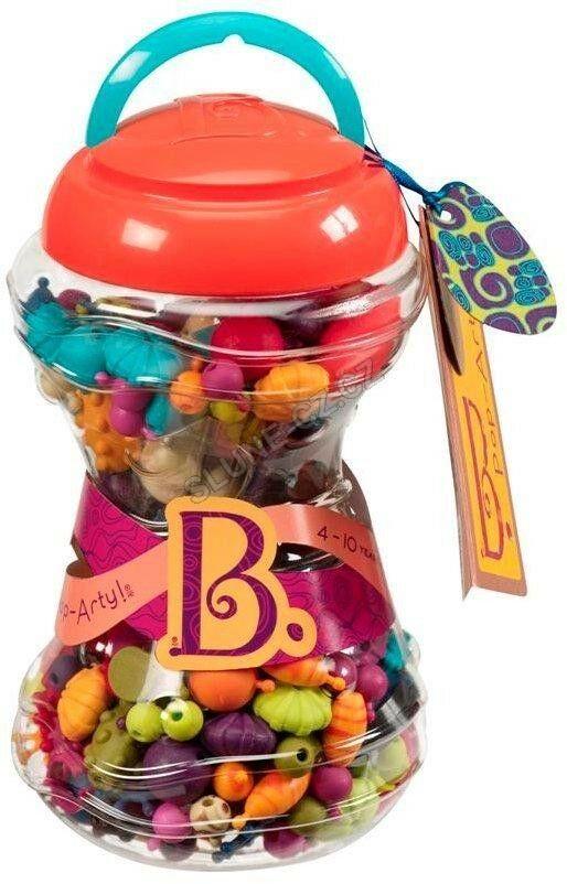 B.toys - pop - Arty! - Zestaw do Biżuterii - 300 Elementów
