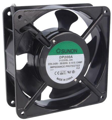 Wentylator AC osiowy 230VAC 120x120x38mm 161( 10%)m3/h 44dBA
