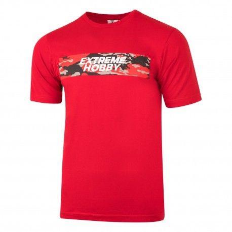 Extreme Hobby koszulka Urban czerwona