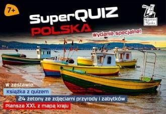 SuperQuiz Polska Kapitan Nauka
