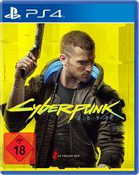 CYBERPUNK 2077 - DAY 1 Edition - (bezpłatny upgrade do PS5) - [PlayStation 4]