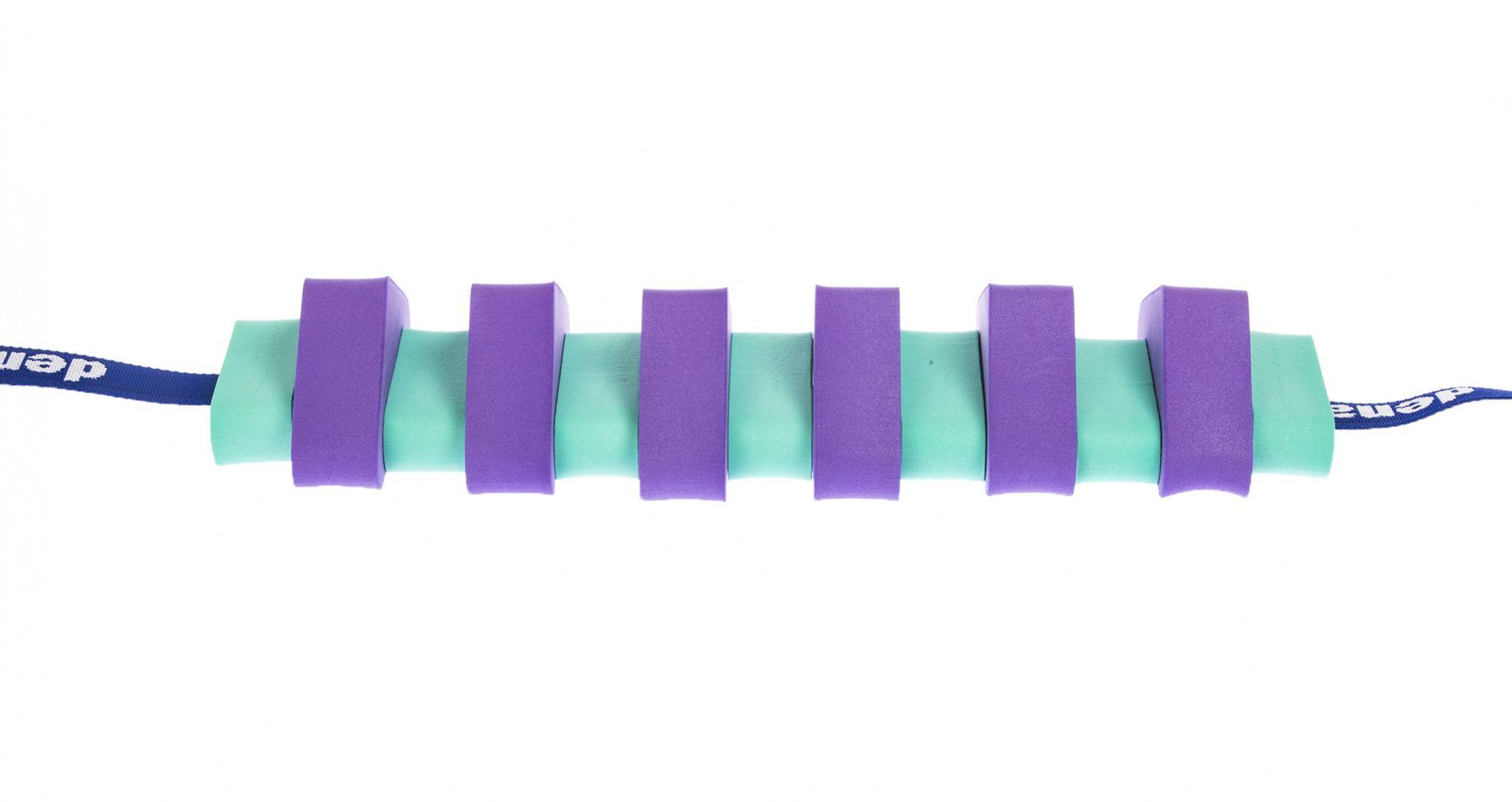 Pas pływacki dla dzieci 1300 fioletowo/zielony