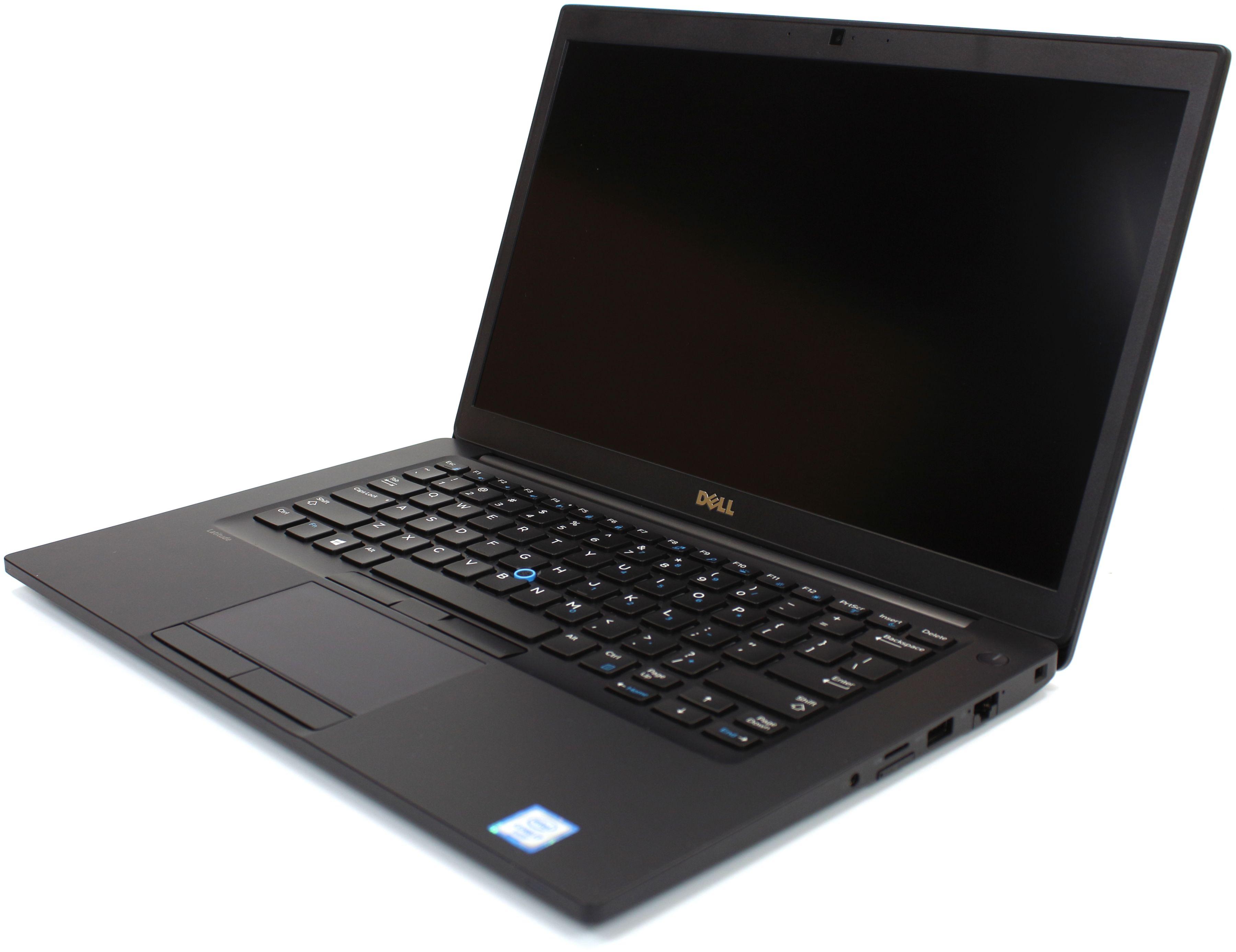 Dotykowy UltraBook DELL Latitude 7480 Full HD IPS i5-7300U 2x3.50GHz 8GB 256GB SSD Kamera Windows 7/8/10 Pro