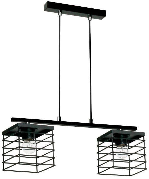Loftowa podwójna lampa wisząca E890-Veros
