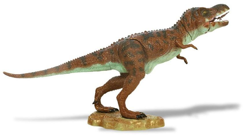 Geoworld 625312 - Dr. Steve Hunters: Jurassic Action T-Rex, wiek: 5+, rozmiar modelu 25 cm