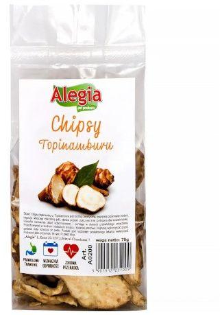 Alegia Chipsy topinamburu 70g