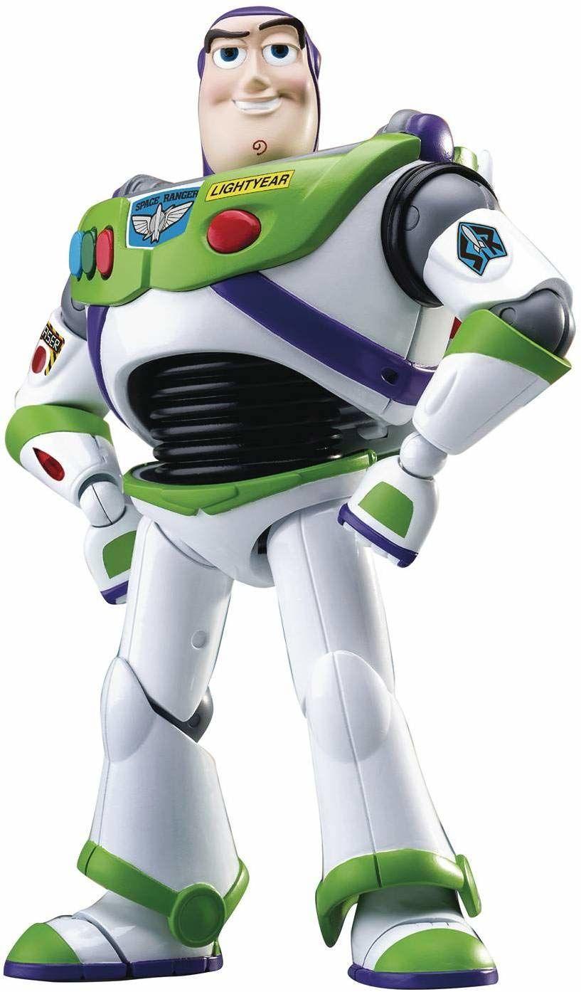 Toy Story Dah-015 Dyn 8-Ction Heroes Buzz Lightyear PX AF