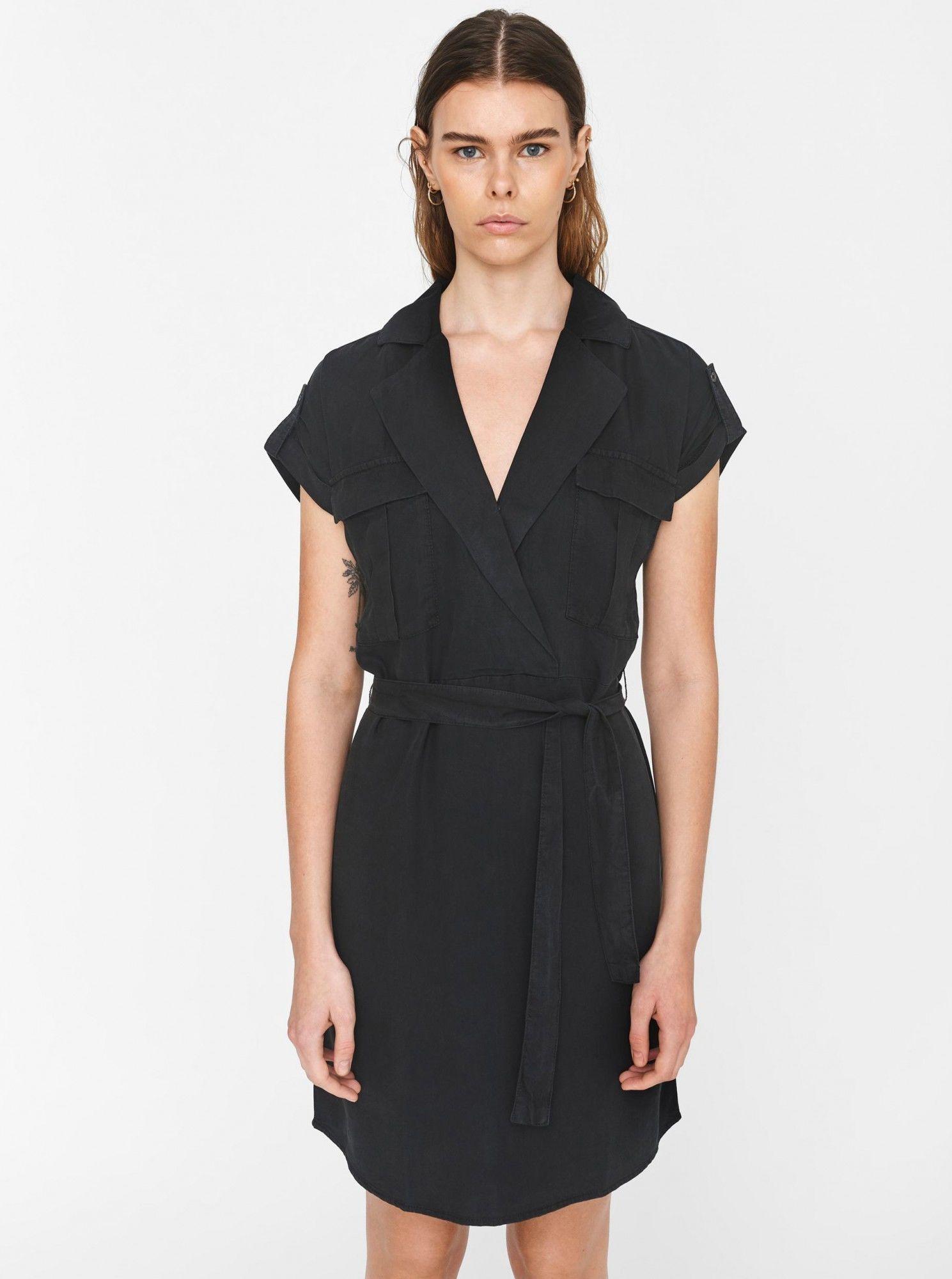 Noisy May czarna sukienka Vera