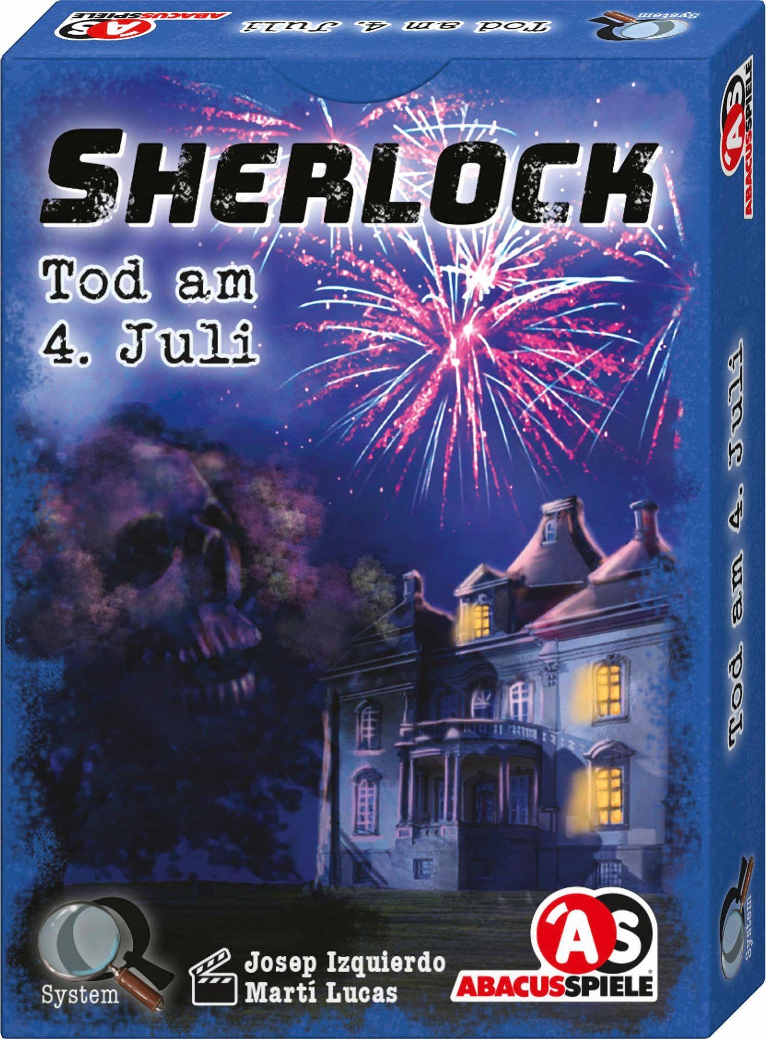 Sherlock - Tod am 4. Juli