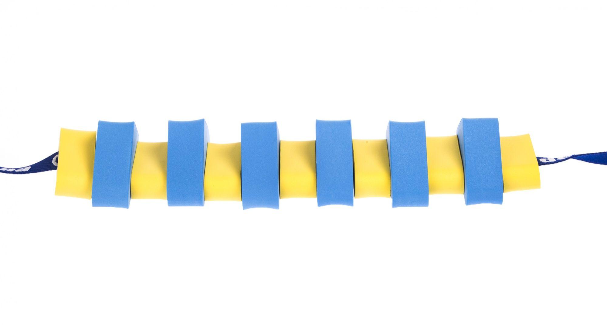Pas pływacki dla dzieci 1300 niebiesko/żółty
