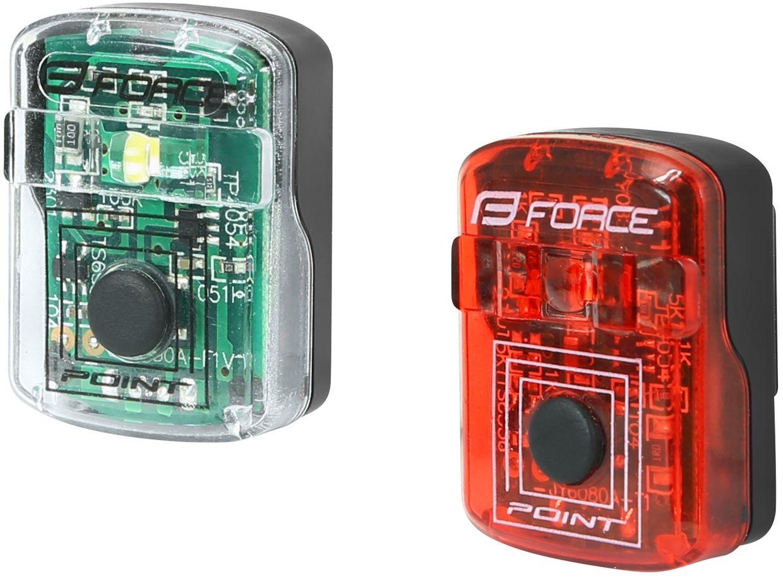 FORCE zestaw lampek POINT USB 45445,8592627110238