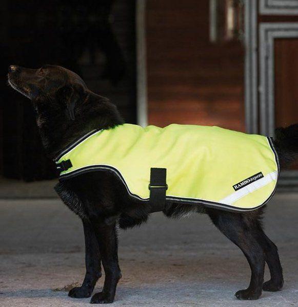 Derka dla psa odblaskowa RAMBO - HORSEWARE