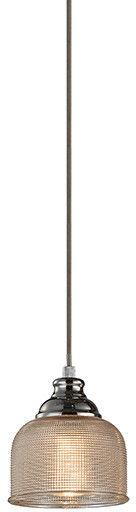 Lampa wisząca Mora 1 AZ2109 AZzardo szklana oprawa w klasycznym stylu