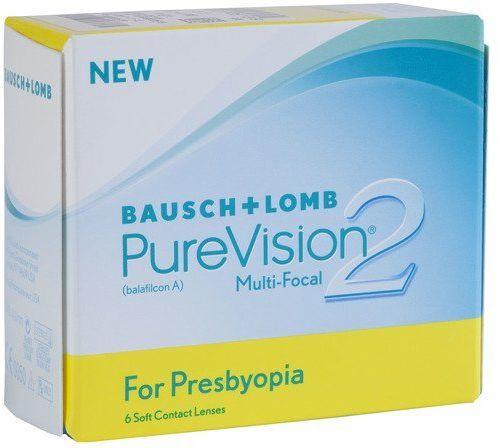 Soczewki PureVision 2 for Presbyopia MultiFocal 6szt. - HI