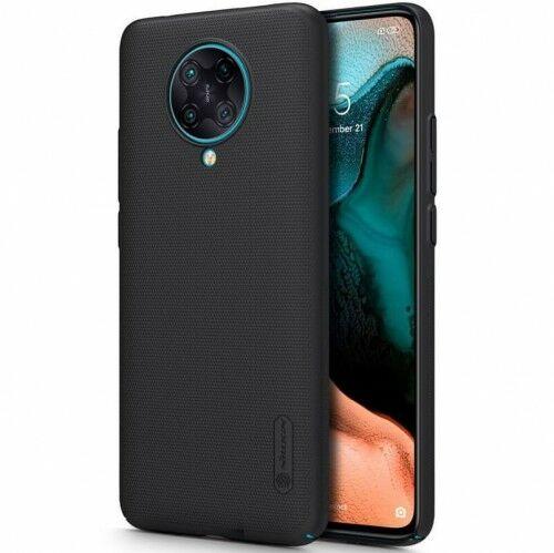 Etui Nillkin Frosted Shield Xiaomi Pocophone F2 Pro, czarne